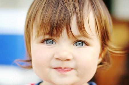 kumral renkli gözlü çocuk resimleri