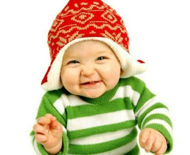 mutlu şirin bebek resimleri