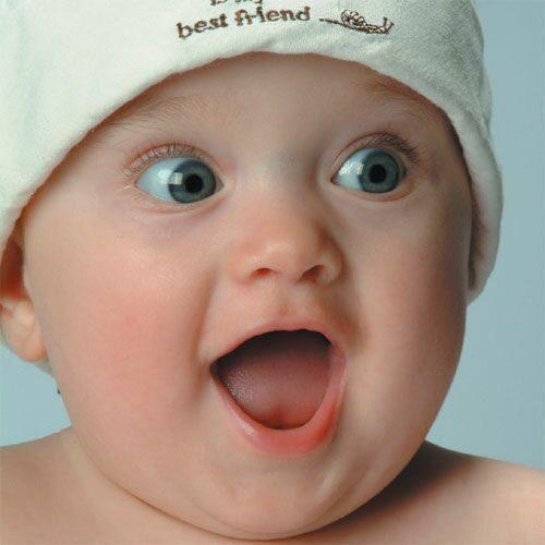 Sevimli bebek resimleri