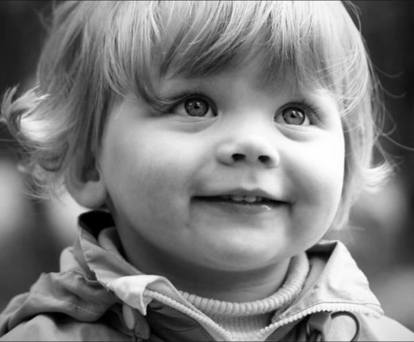 siyah beyaz çocuk resimleri
