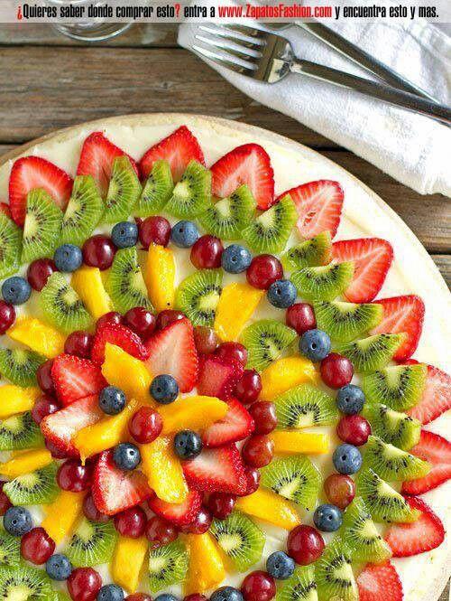 çiçek desenli meyve tabağı