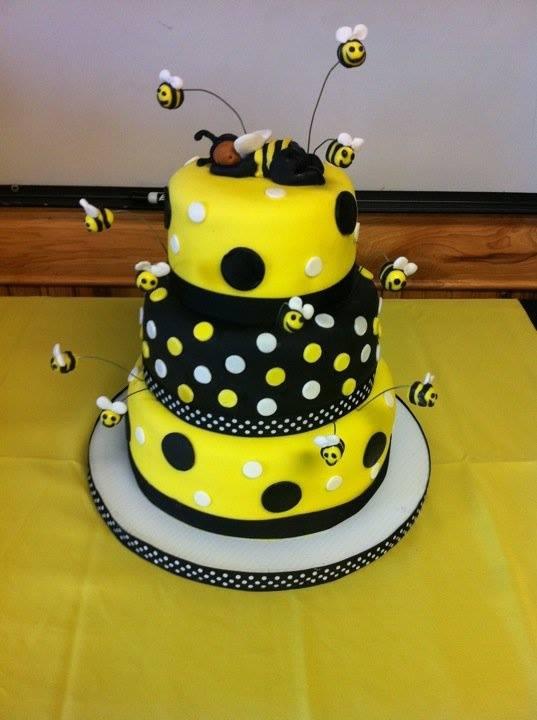 arı maya figürlü çocuk pastas modelleri