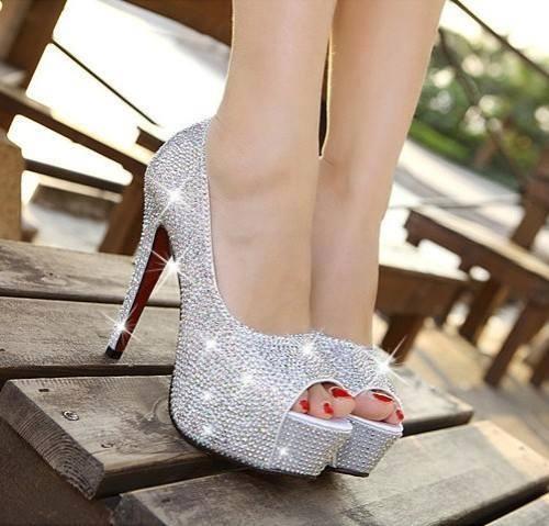 beyaz şık modern ayakkabı modelleri