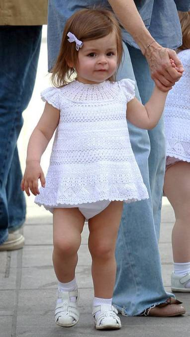 kız bebekler için yazlık elbise modelleri