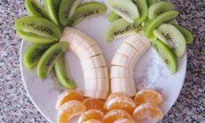 Meyve Tabağı Süsleme Örnekleri
