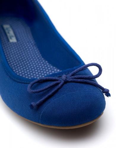 saks mavi modern babet modelleri