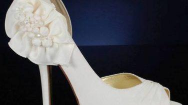 Yeni Sezon Modern Gelin Ayakkabı Modelleri