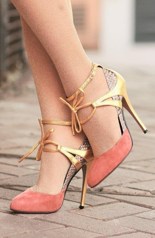 Son tasarım dore bayan ayakkabıları