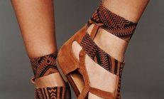 Harika Bayan Yazlık Ayakkabı Modelleri