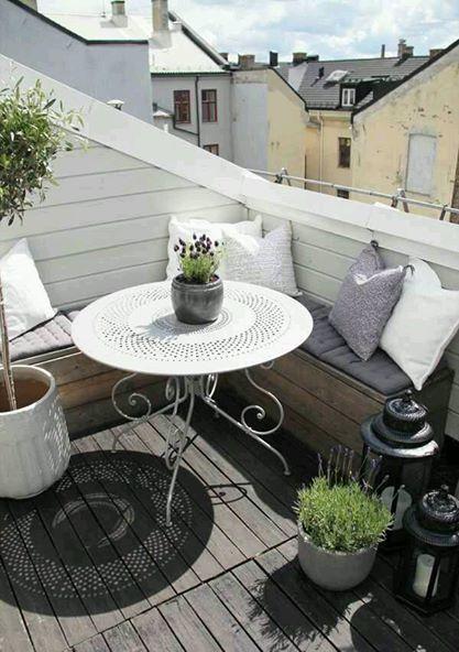 dekoratif modern balkon tasarım örnekleri