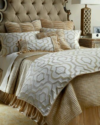 dore beyaz yatak örtüsü modeli