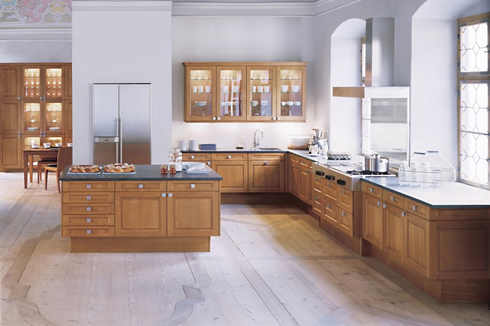 kahve tonda mutfak dizayn modelleri