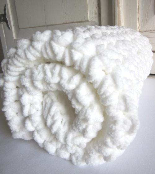 kartopu görünümlü modern battaniye modası