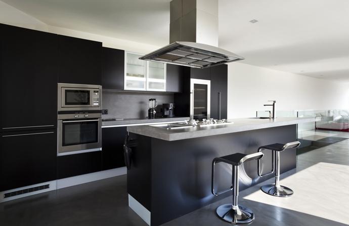 estetik ve şık tasarlanmış mutfak dizayn fikirleri