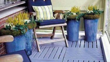 Yeni Sezon Lüx Balkon Dizayn Modası