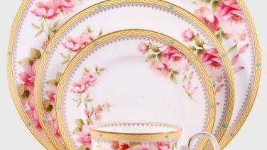 Yeni Trend Şık Porselen Yemek Takımları