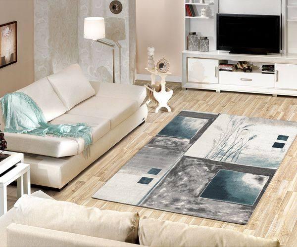 tablo görünümlü modern halı çeşitleri