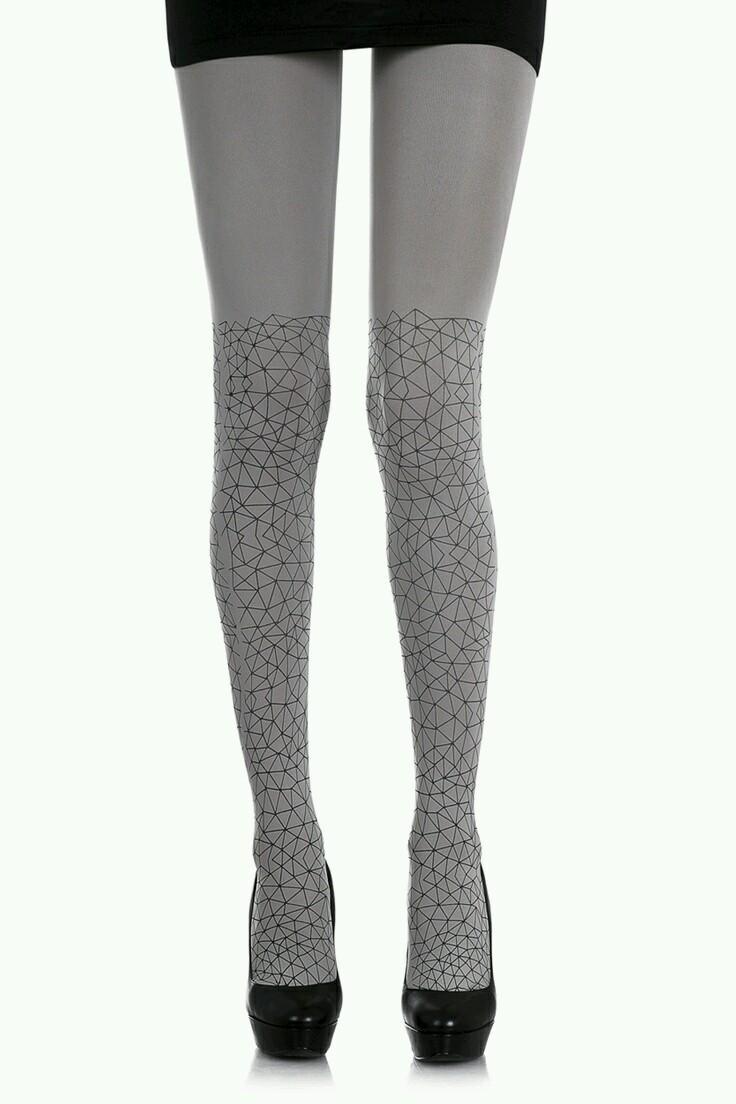 3D boyutlu füme mus çorap modeli