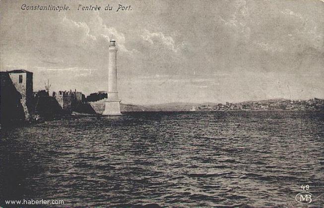 İstanbul Ahırkapı'dan bir kare