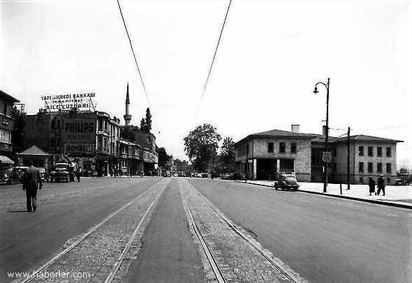 İstanbul Beşiktaş'tan bir kare