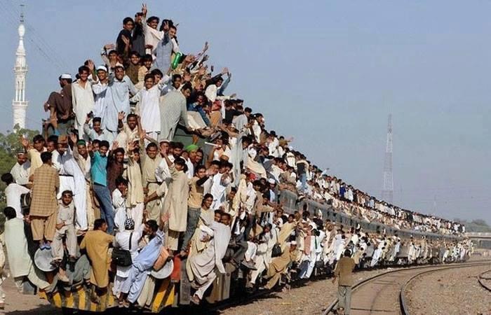 Bir tren ne kadar insan alır