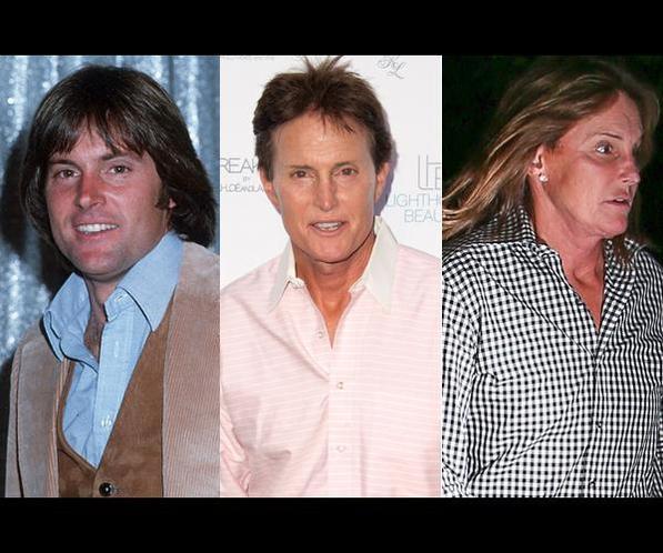 Bruce Jenner'ın inanılmaz değişimi