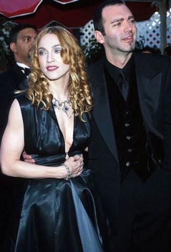 Madonna ve kardeşi