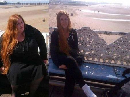 Tracy 115 kilo vererek sağlığına kavuştu