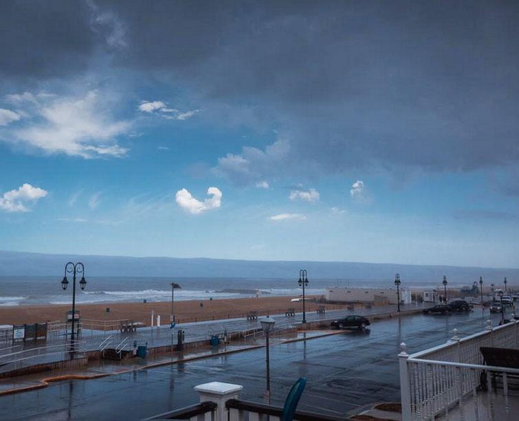 Yaklaşan tsunami felaketi