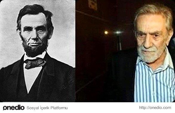 Abraham Lincoln ve Aydemir Akbaş