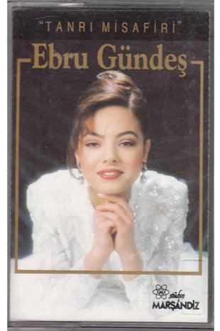 Ebru Gündeş'in ilk albüm kapağı