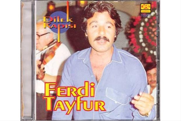 Ferdi Tayfur'un ilk albüm kapağı