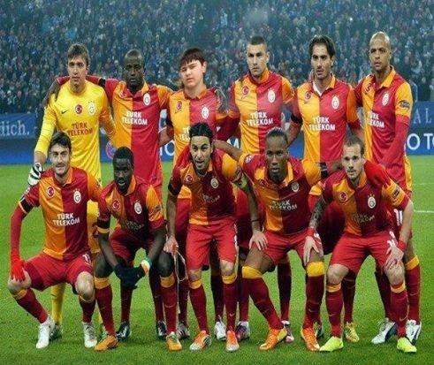 Galatasaray'da oynamayı hayal edenler