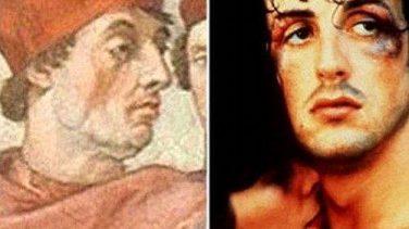 O Ünlülerin Tarihte Tıpa Tıp Benzerlerini Bulduk