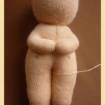 19 Kolay oyuncak bez bebek yapılışı