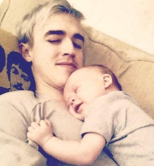 7 İnstagramda baba olmak