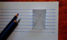 Okul Defterindeki İnanılmaz Sanat Çalışmaları
