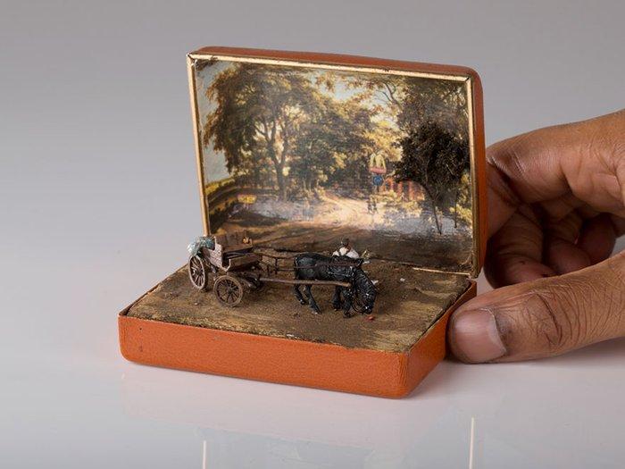 Minyatür çalışmasının en güzel örnekleri