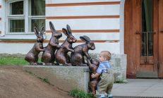 Kendileri Küçük Ama Yürekleri Kocaman!