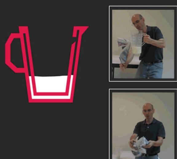 6 Sürahi ve süt illüzyonu