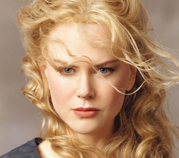 20 Nicole Kidman'ın doğal yüzü