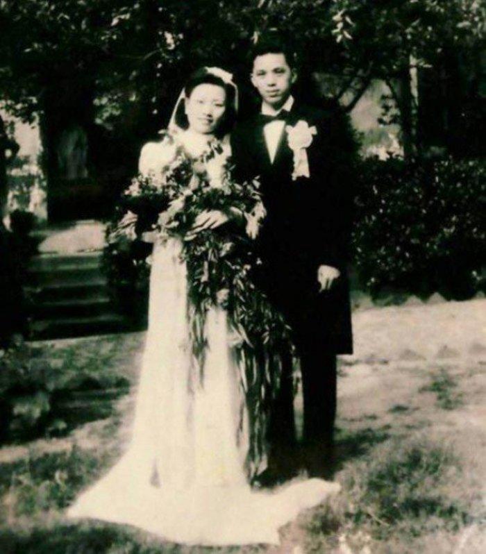 3 Çinli çift 70 yıl sonra nikah tazeledi