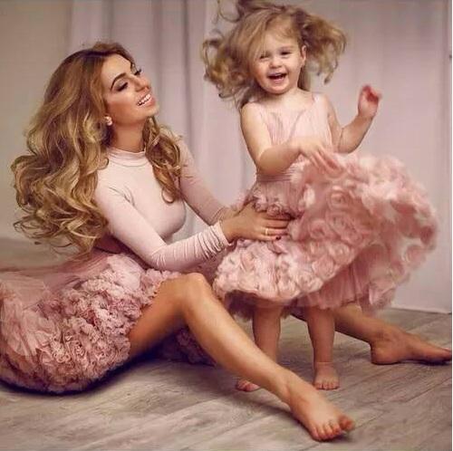 Anne ve kızın şık kombinleri