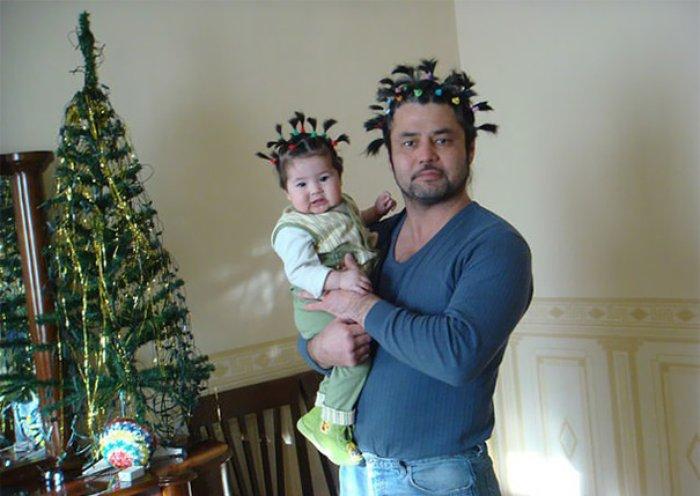 Böyle babaya böyle kız