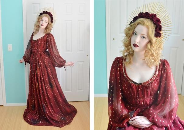 Rönesans ve Ortaçağ dönemi kadın elbiseleri