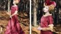 Genç Kız Hiçbir Eğitim Almadan Bu Masalsı Kostümleri Tasarladı
