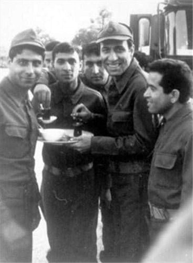 4 Kemal Sunal'ın askerlik hatıraları